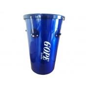 Rebolo Tantanzinho Gope Cônico 10 Pol. 45cm Azul Harmonia