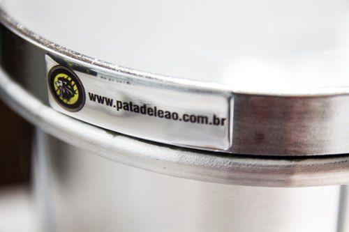 Malacacheta Takto 12 Pol X 20 Cm Alumínio