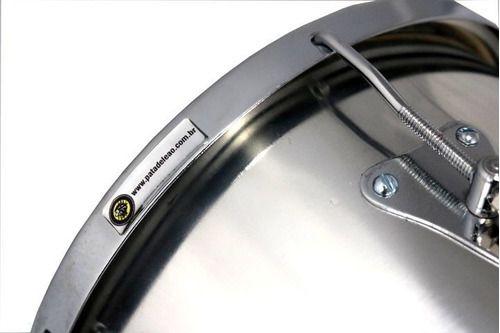 Tantanzinho Rebolo 11 Pol X 50 Cm Takto Alumínio Cônico