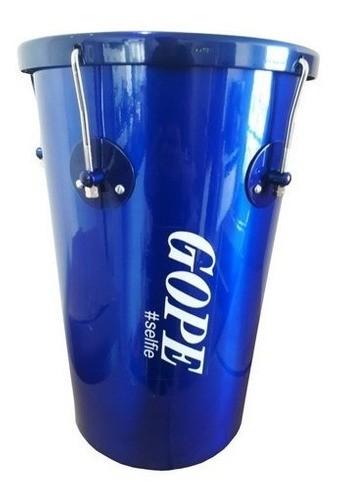 Rebolo Tantanzinho Aluminio Gope 10pol X45 Azul Harmonia