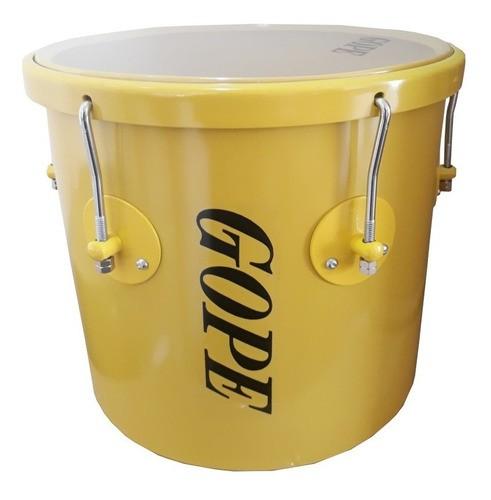 Repique de mão 11pol GOPE Amarelo