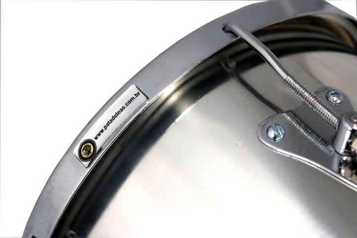 Tantanzinho Rebolo 11 pol x 55 cm  polegadas Takto Alumínio Cônico
