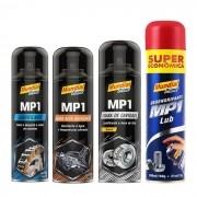 Kit Lubrificante Spray