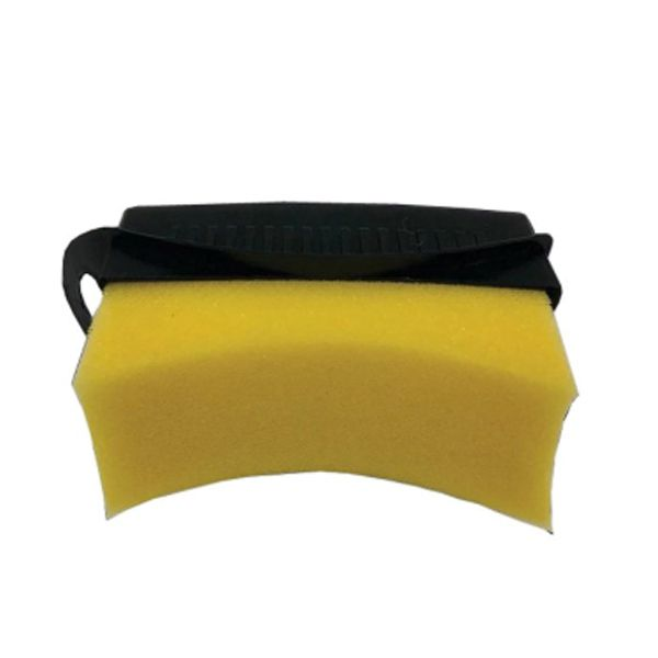 Aplicador De Pretinho Poliéster Amarelo - Mandala