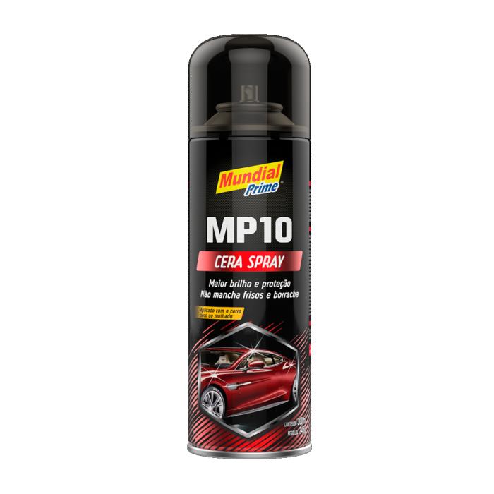 CERA SPRAY AUTOMOTIVA MP10 300ML - MUNDIAL PRIME