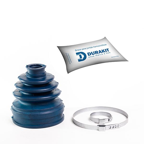 Kit Coifa homocinética Cobalt Onix Prisma Lado Cambio (Coifa Trilobal) - Durakit