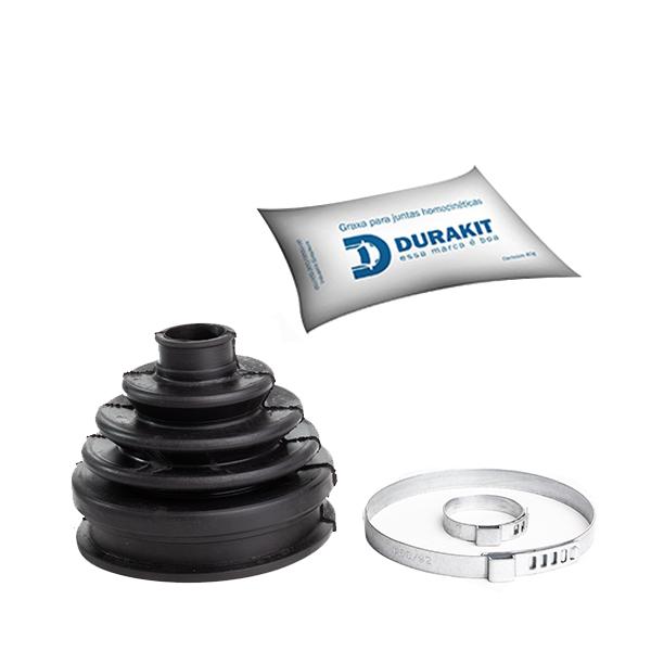 Kit Coifa Homocinética Renault Master Lado roda - Durakit