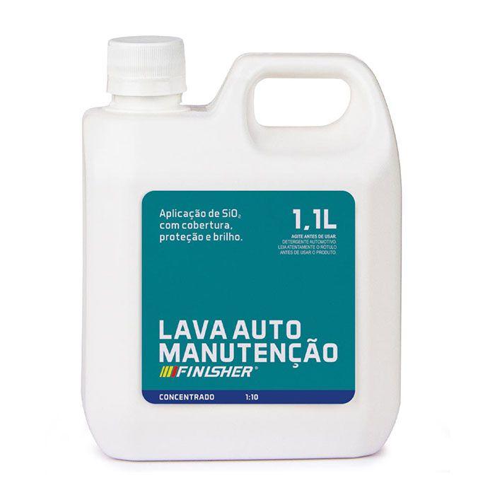 Lava Auto Manutenção 1,1L - Finisher