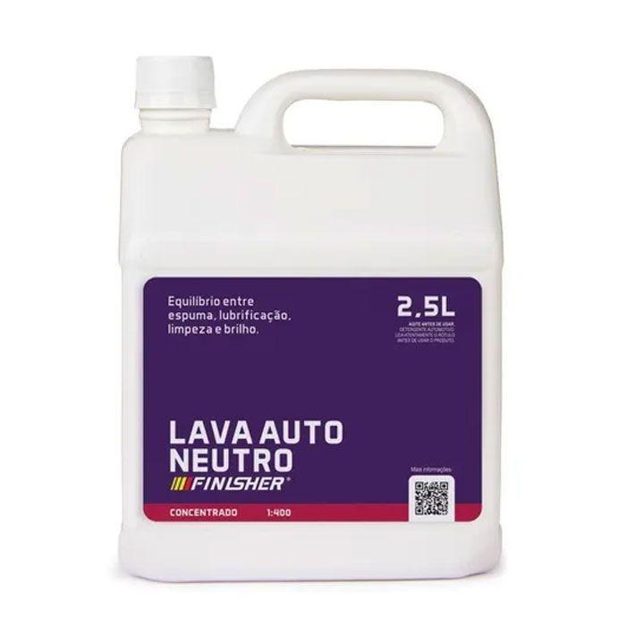 Lava Auto Neutro 2,5L  - Finisher