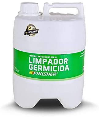 Limpador Germicida Galão 5L - Finisher