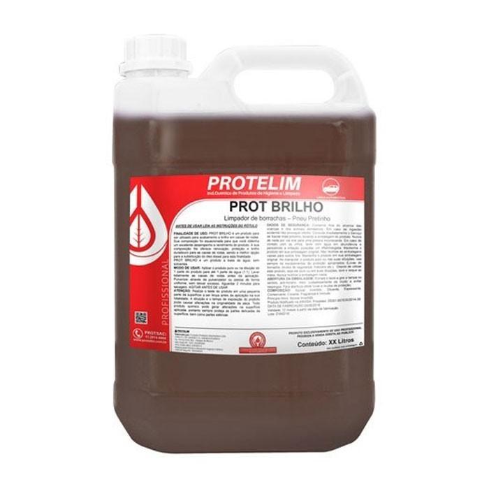 Prot-Brilho Acabamento para Caixa de Roda 5L - Protelim