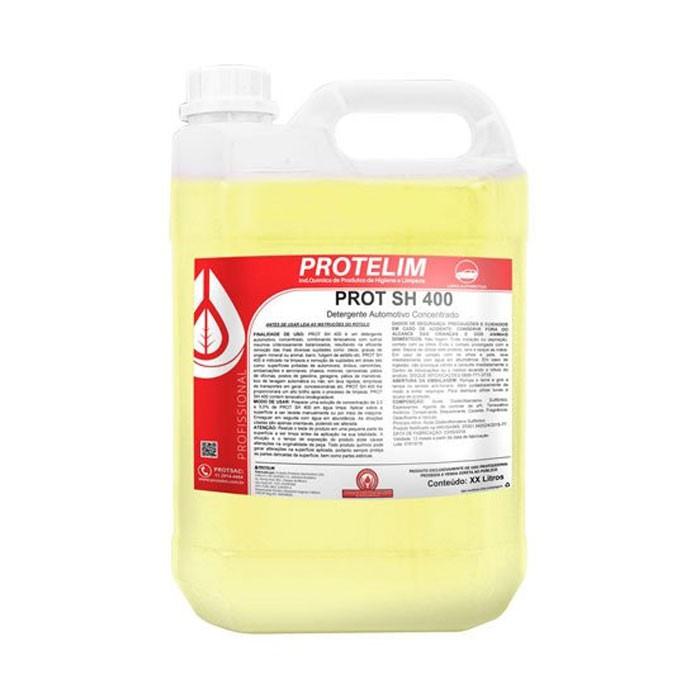 Prot-Sh 400 Shampoo Automotivo 5L - Protelim