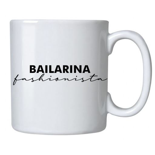 Caneca Bailarina Fashionista