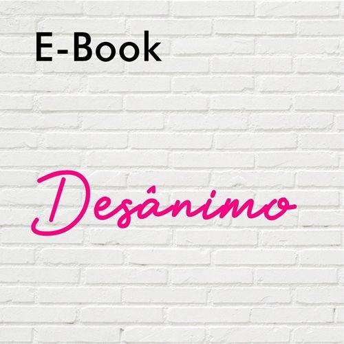 E-book Desânimo