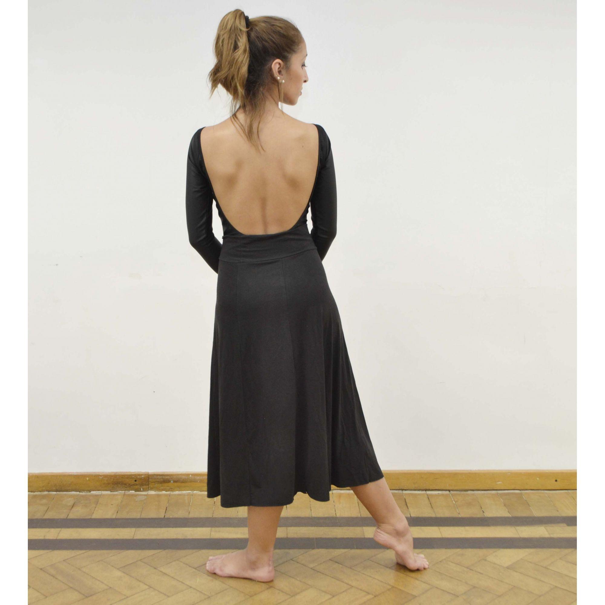 Saia Midi Ballet