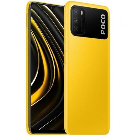 Celular Xiaomi Poco M3 64gb - Amarelo