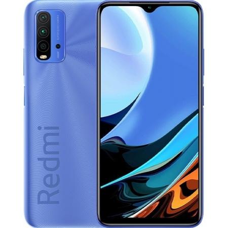 Celular Xiaomi Redmi 9T 4gb Ram 128gb - Azul