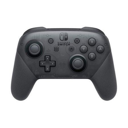 Controle Nintendo Pro Controller - Preto