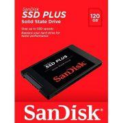 SSD Sandisk Plus SATA 120GB