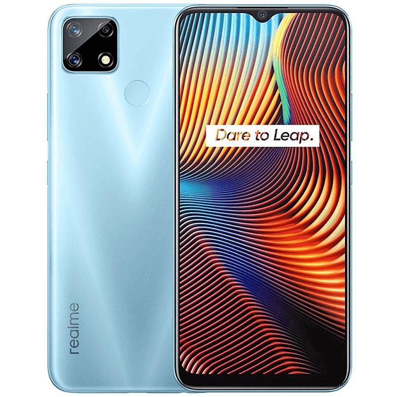Celular Realme 7i 64gb - Azul