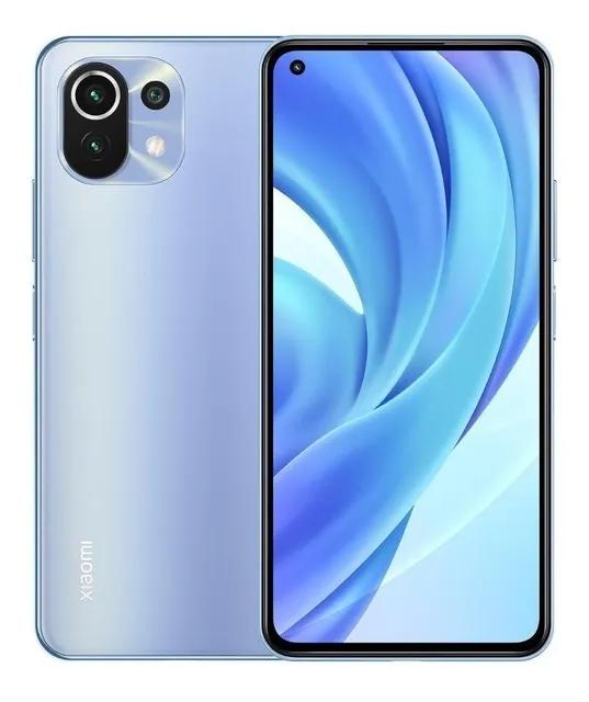 Celular Xiaomi Mi 11 Lite 128gb - Azul