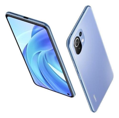 Celular Xiaomi Mi 11 Lite 64gb - Azul