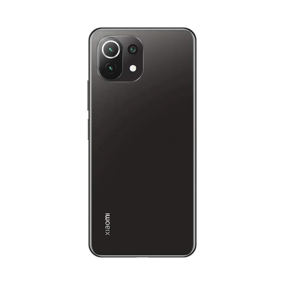 Celular Xiaomi Mi 11 Lite 64gb - Preto