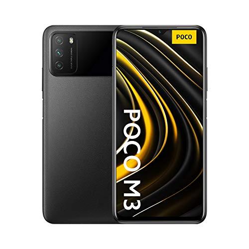 Celular Xiaomi Poco M3 128gb - Preto