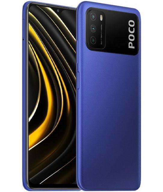 Celular Xiaomi Poco M3 64gb - Azul