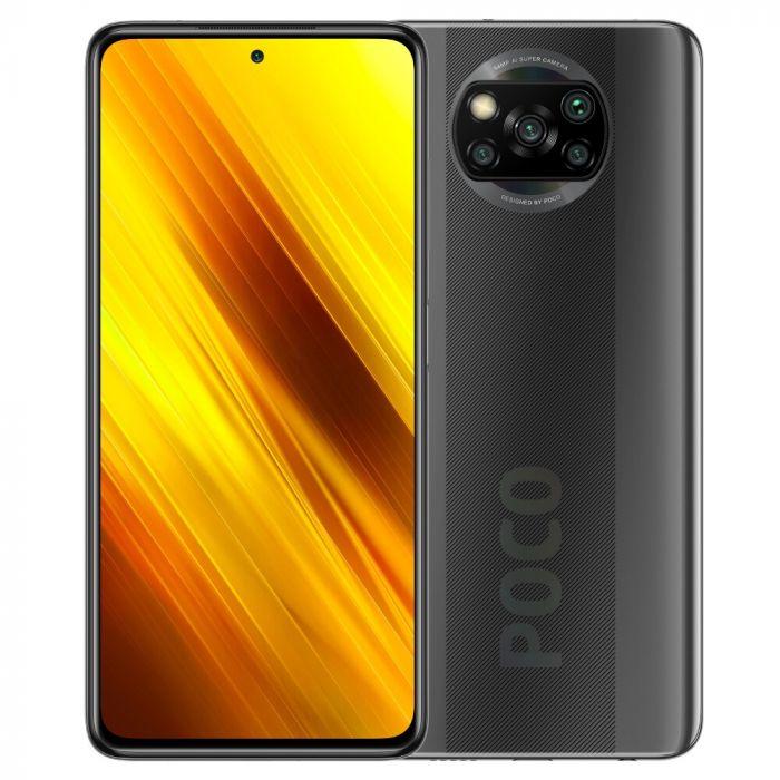 Celular Xiaomi Poco X3 NFC 64gb - Cinza