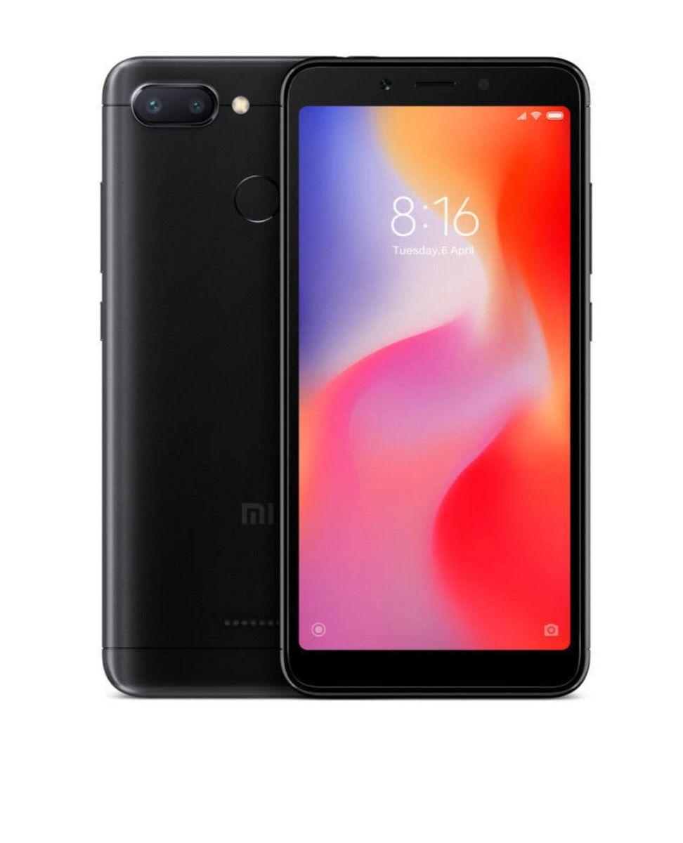 Celular Xiaomi Redmi 6 64gb