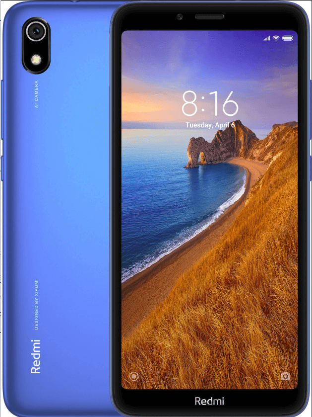 Celular Xiaomi Redmi 7A 16gb