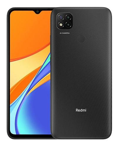 Celular Xiaomi Redmi 9C 64GB - Cinza