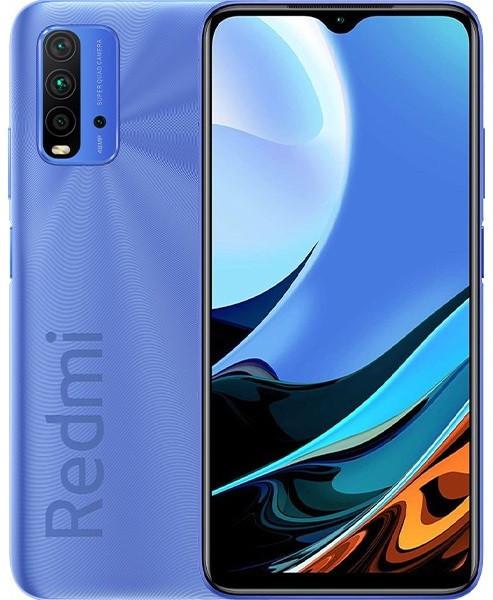 Celular Xiaomi Redmi 9T 6gb Ram 128gb - Azul