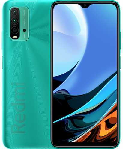 Celular Xiaomi Redmi 9T 6gb Ram 128gb - Verde