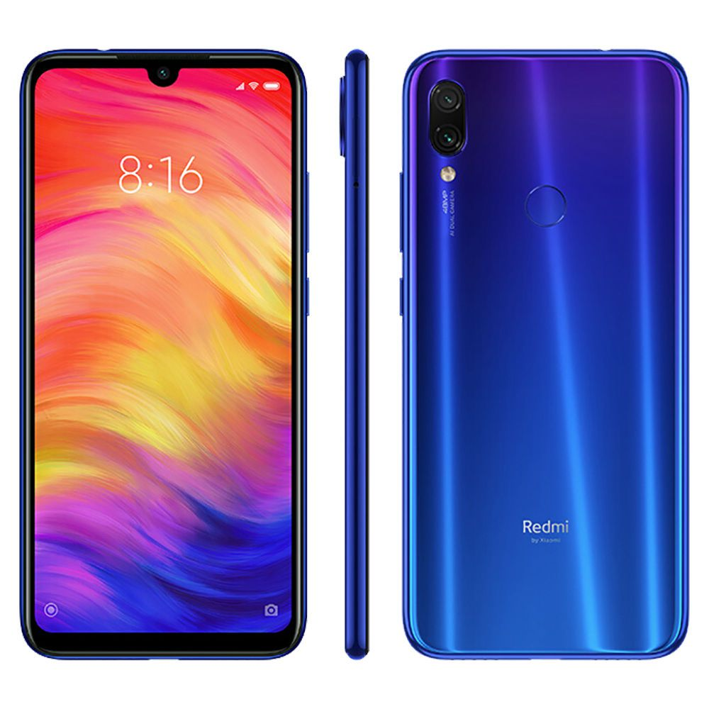 Celular Xiaomi Redmi Note 7 64gb