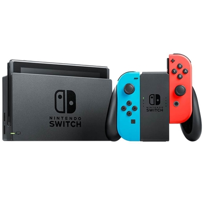 Console Nintendo Switch - Neon (Blue Red)