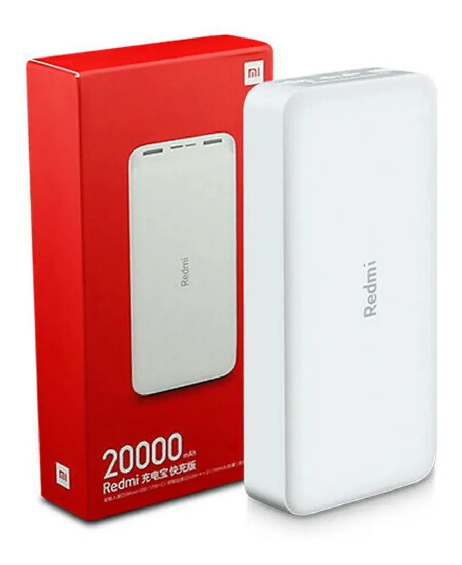 Power Bank Redmi 20000mAh Xiaomi