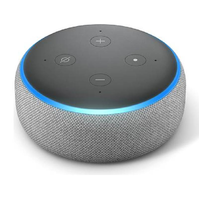 Smart Speaker Amazon Echo Dot 3ª Geração Alexa