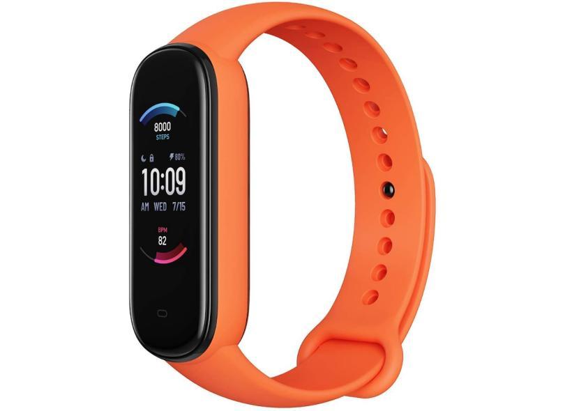 Smartwatch Xiaomi Amazfit Band 5 - Laranja