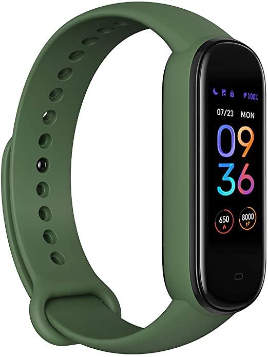 Smartwatch Xiaomi Amazfit Band 5 - Verde