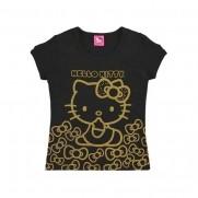 Blusa Infantil Lacinhos Hello Kitty- Marlan