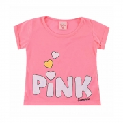 Blusa Pink Summer - By Gus