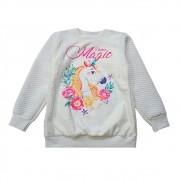 Blusão Infantil Magic-For Girl