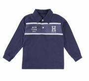 Blusa Polo Infantil New York-Hommer