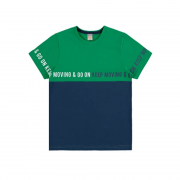 Camiseta Infantil Colors Moving- Boca Grande