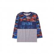Camiseta Infantil M/L Explore - Costão Mini