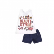 Conjunto Infantil Beauty Style - Club B