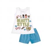 Conjunto Infantil Beauty Style- Club B