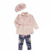 Conjunto Infantil Casaco- Color Mini